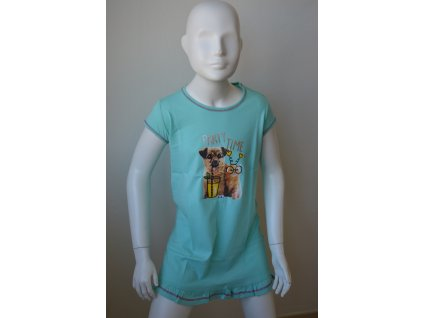 Dívčí noční košile Wolf