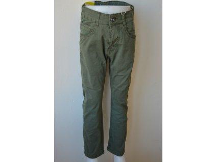 Chlapecké plátěné kalhoty Kugo