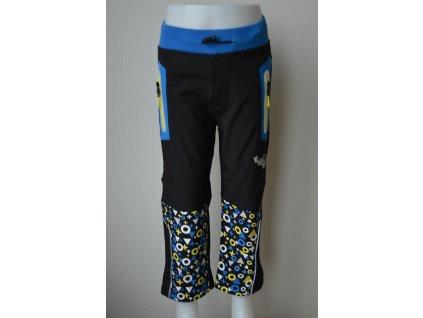 Dětské softshellové zateplené kalhoty Kugo