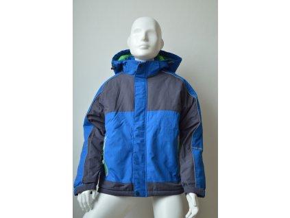Zimní bunda Kugo - modrá