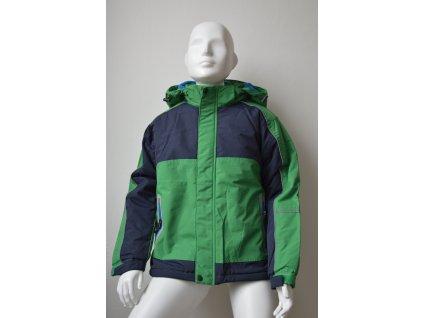 Zimní bunda Kugo - zelená