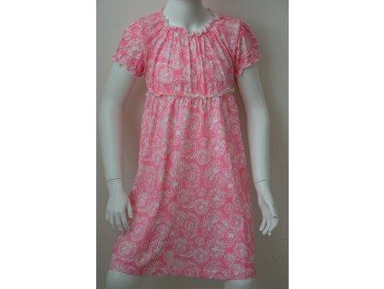 Dívčí letní šaty zn. Wolf - růžové