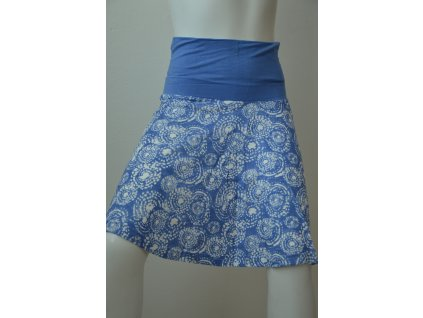 Dívčí sukně zn. Wolf S2716 modrá