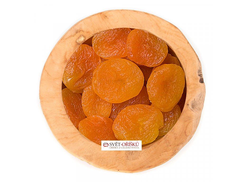 Meruňky celé sířené vel. 1