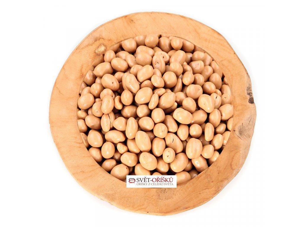 Arašídy v slaném karamelu bez palmového tuku