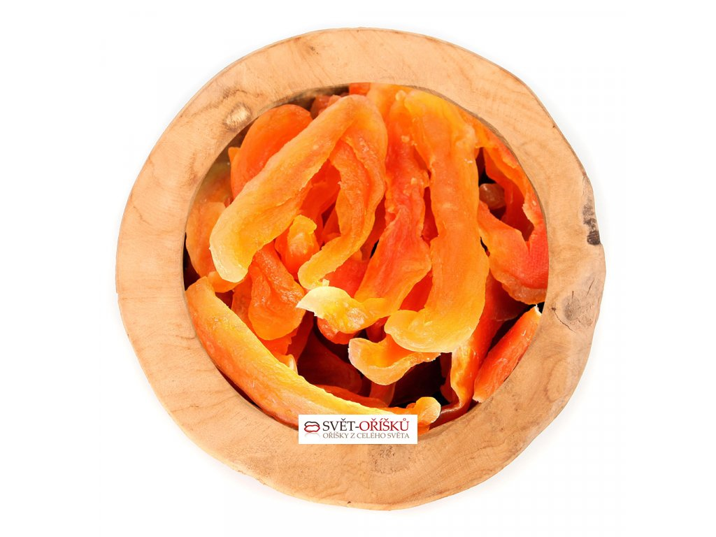 Cantaloupe plátky bez přidaného cukru natural