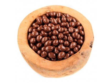 Arašídy v polevě z mléčné čokolády
