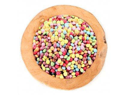 Čoko-očka v mléčné čokoládě a cukrové krustě