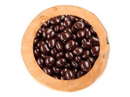 Klikva velkoplodá v polevě z hořké čokolády
