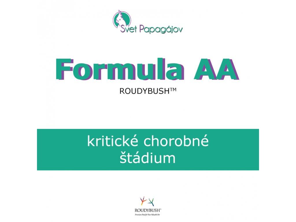 Roudybush Formula AA 1,25 kg powder