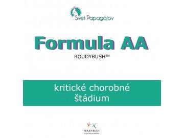 Roudybush Formula AA 1,25 kg