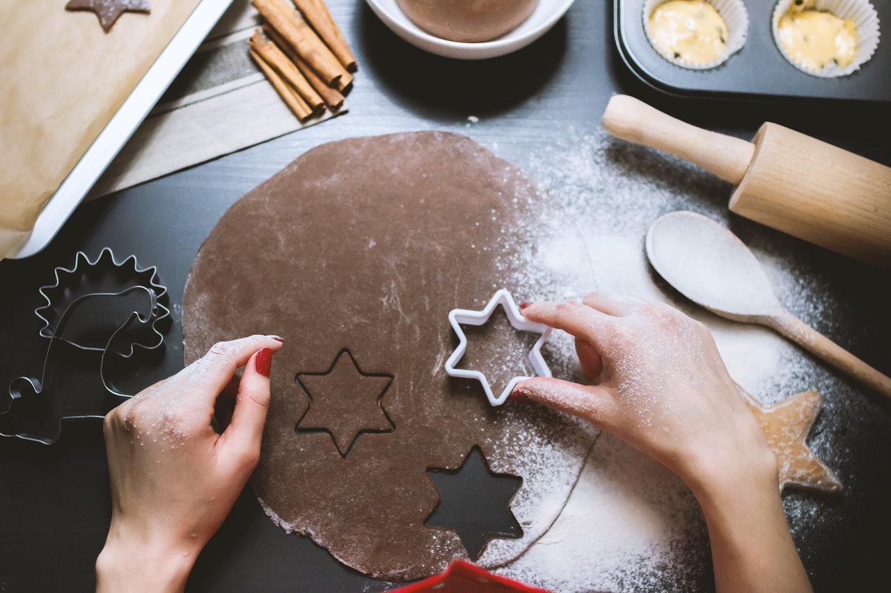 Velký seznam na vánoční pečení