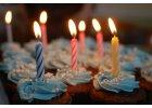 Svíčky dortové