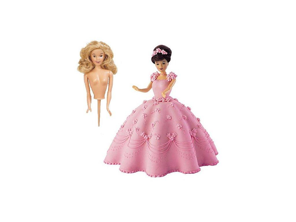 Zapichovací Barbie - blondýna