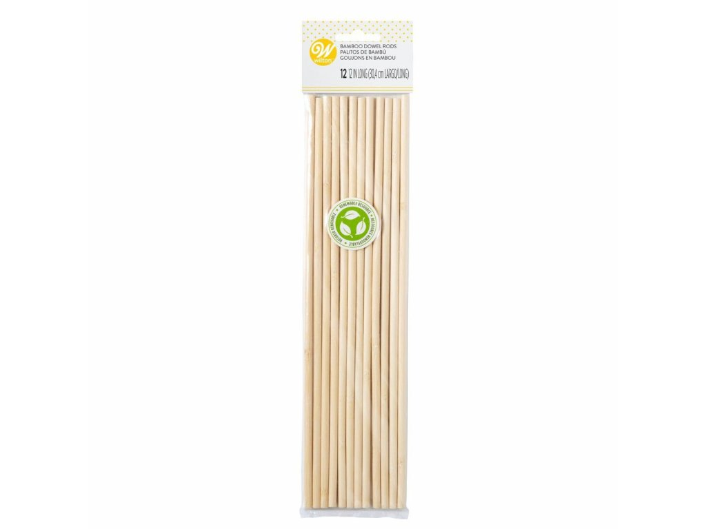 Bambusové sloupky (Wilton)