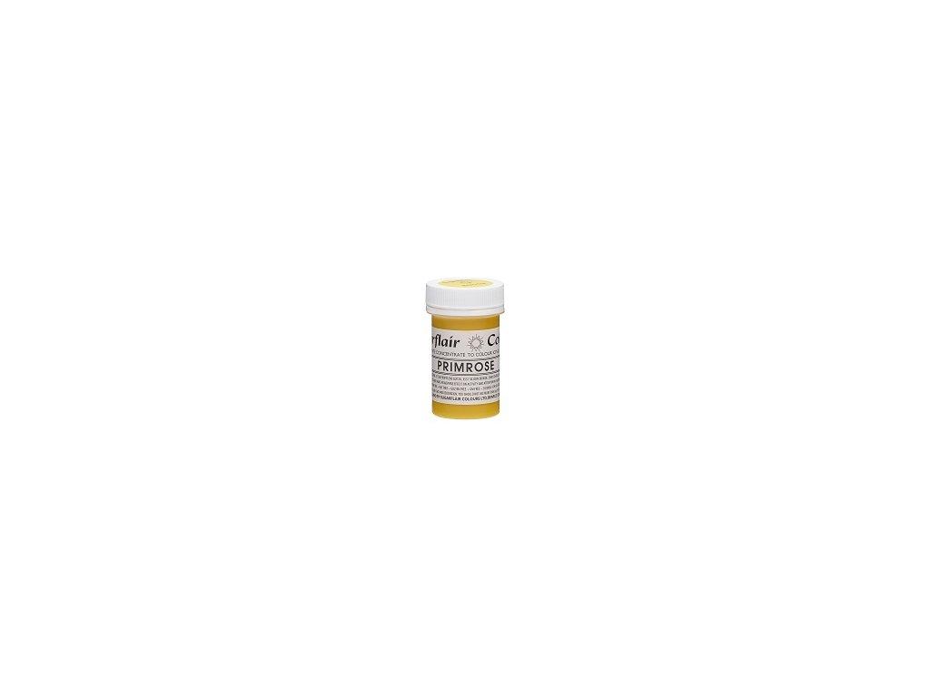 Tartranil Paste Concentrate 25g Primrose resized
