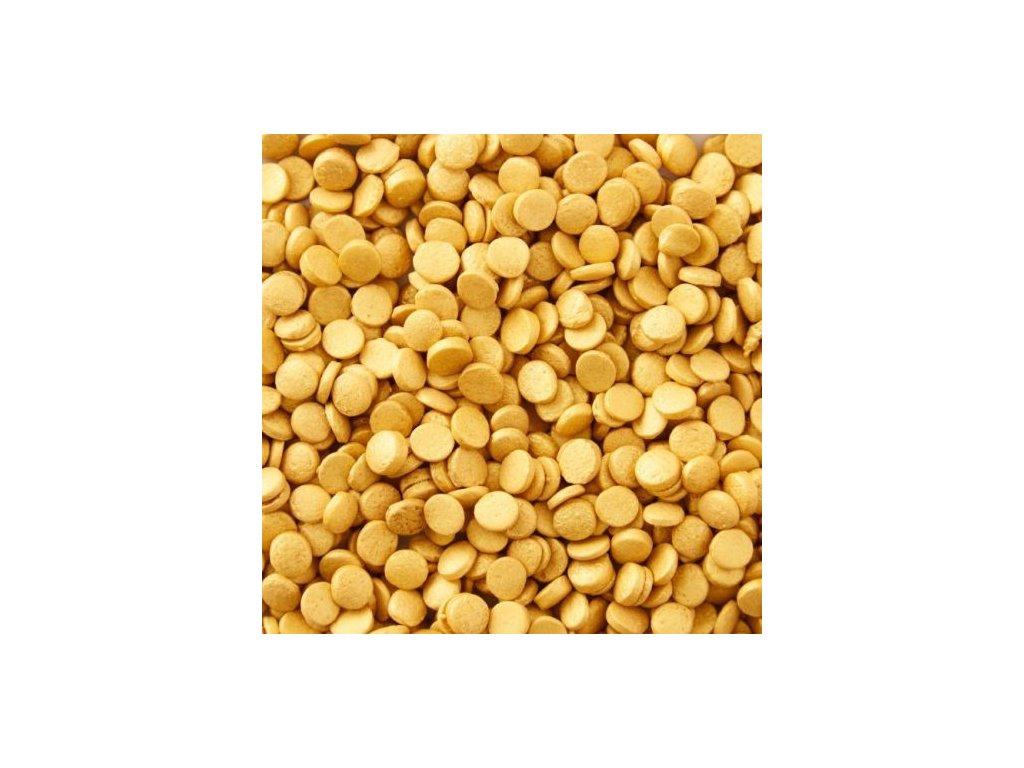 Sypání Wilton - Zlaté confetti