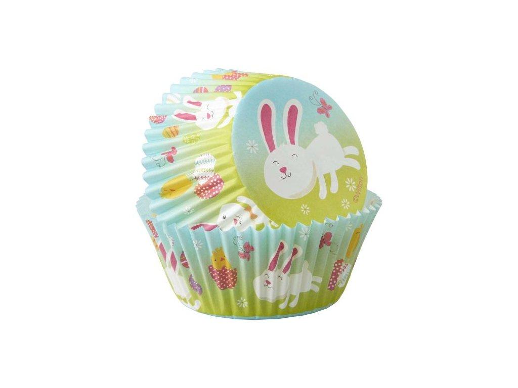 Košíčky Wilton 50 x 32 mm - Velikonoční králíček