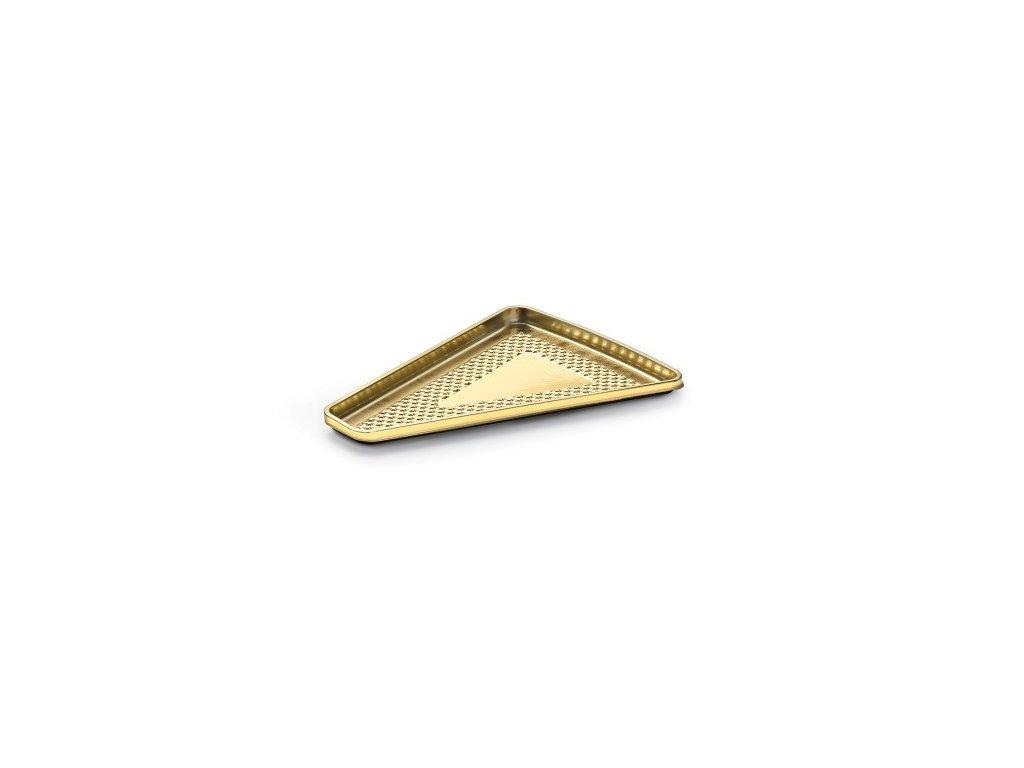 Podložka pod dezerty - trojúhelník