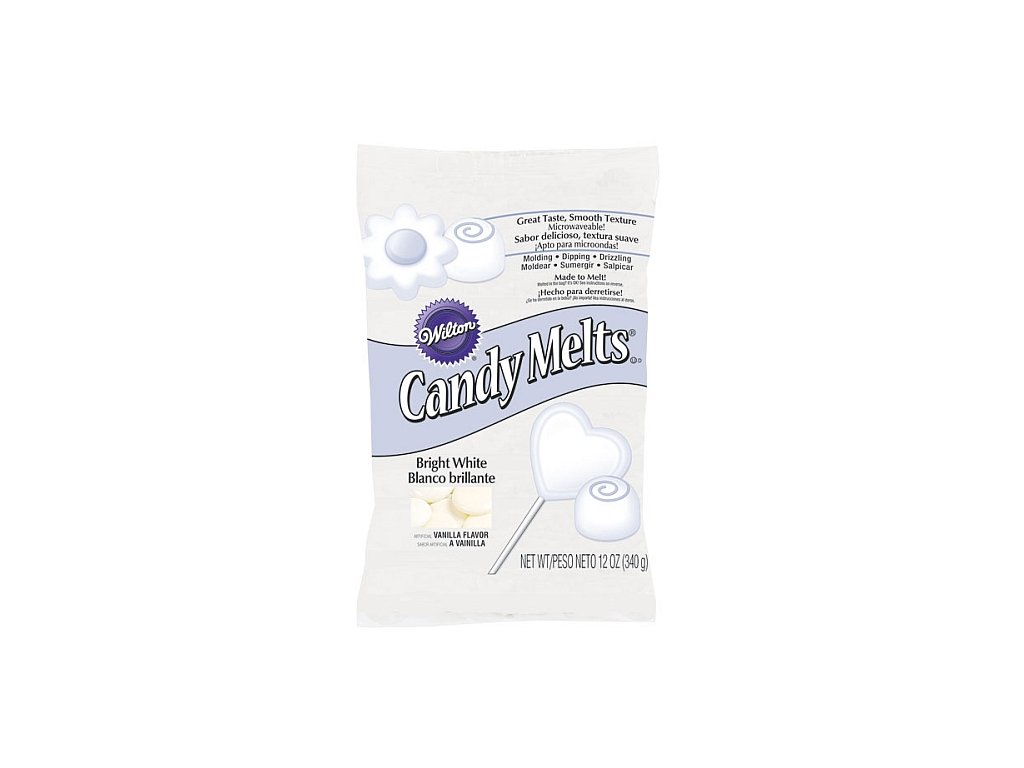 Wilton Candy Melts 340 g - Bright white