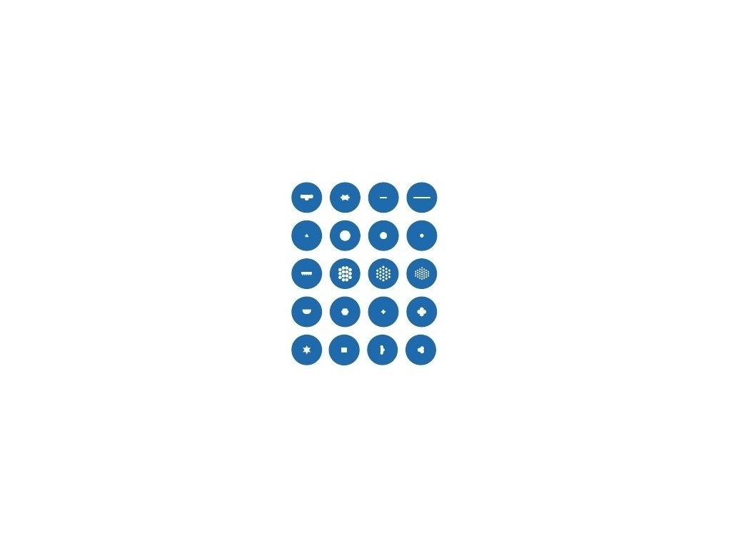 Extruder Decora - nástavce