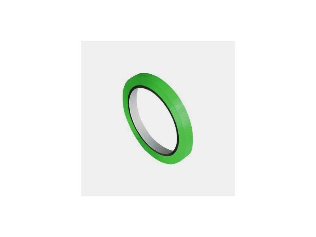 Páska do strojku - zelená