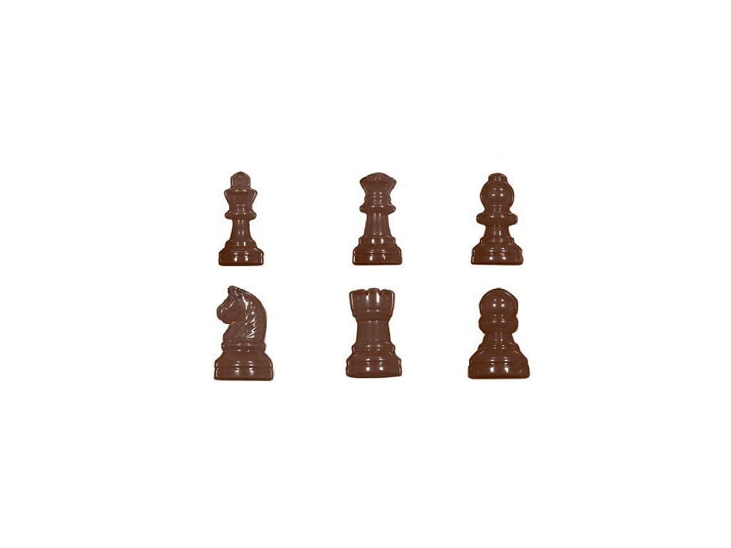 Plastové - Šachy
