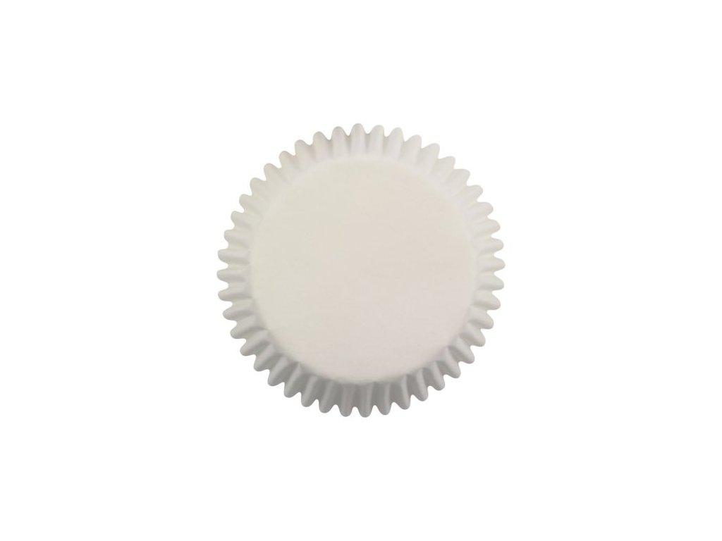 Košíčky 50 x 30 mm (60 ks) - Bílé