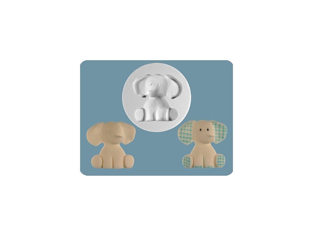 Nursery Elephant (Sloneček)