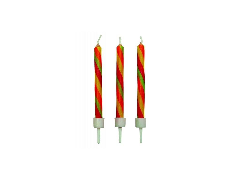 Svíčky PME - Twist