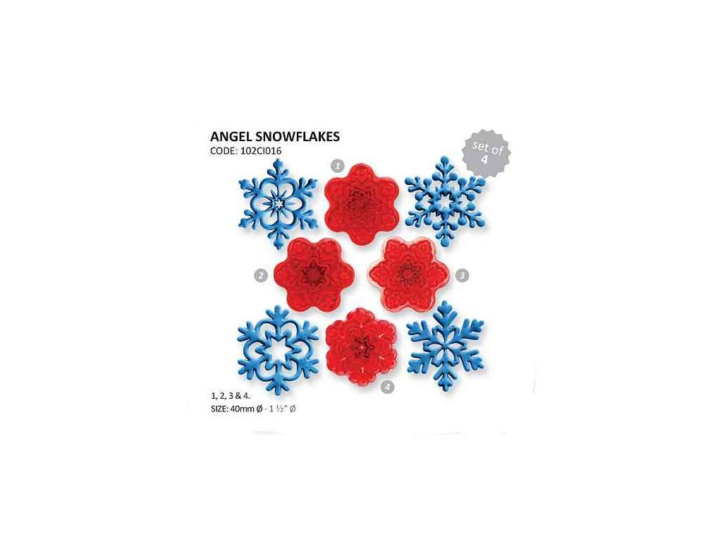 Angel Snowflakes