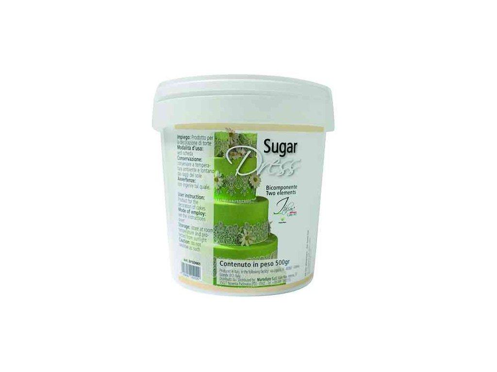 Sugar Dress - hmota (500 g)