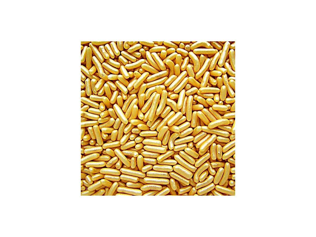 Sypání PME - Zlaté tyčinky