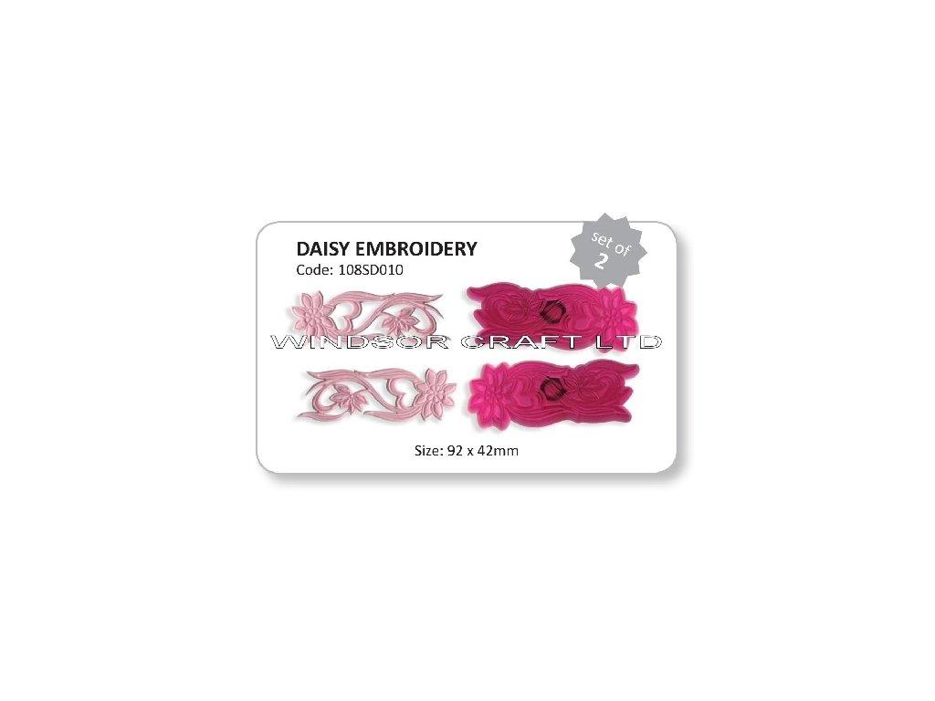 Daisy Embroidery - JEM Výprodej