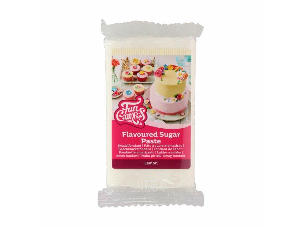 Hmota Fun Cakes 250 g - citrónová