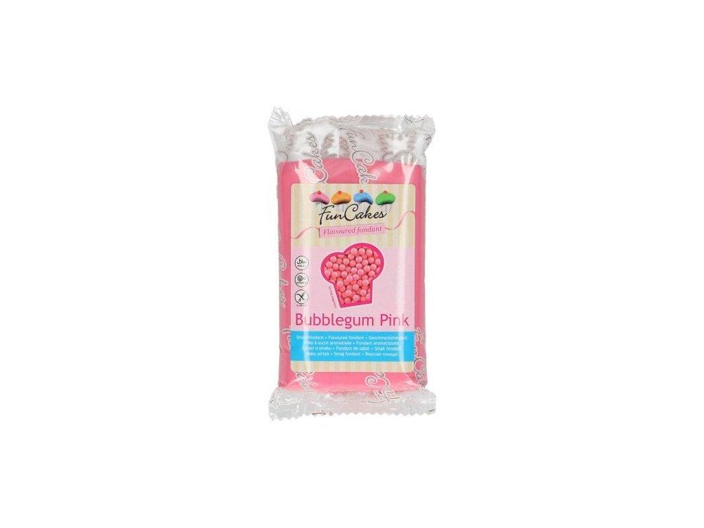Hmota Fun Cakes 250 g - Žvýkačková růžová