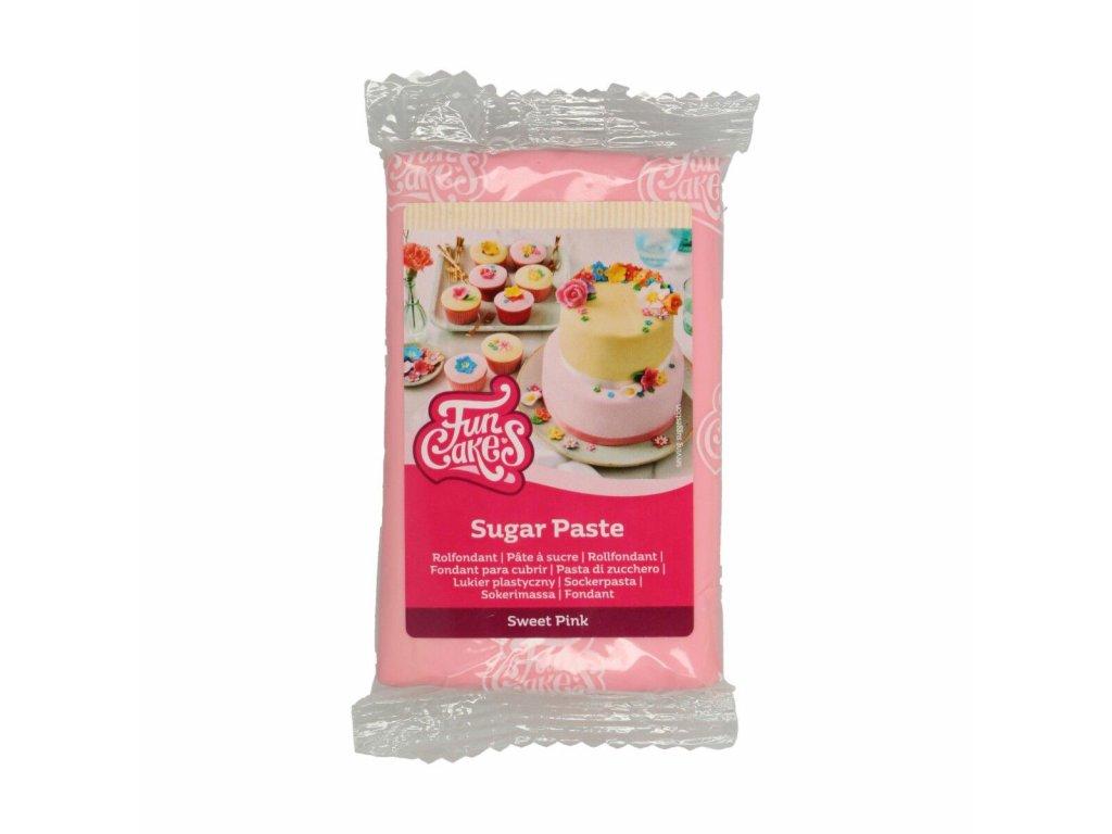 Hmota Fun Cakes 250 g - Sweet Pink