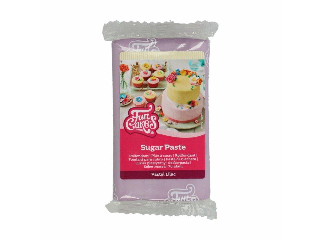 Hmota Fun Cakes 250 g - Soft Lilac