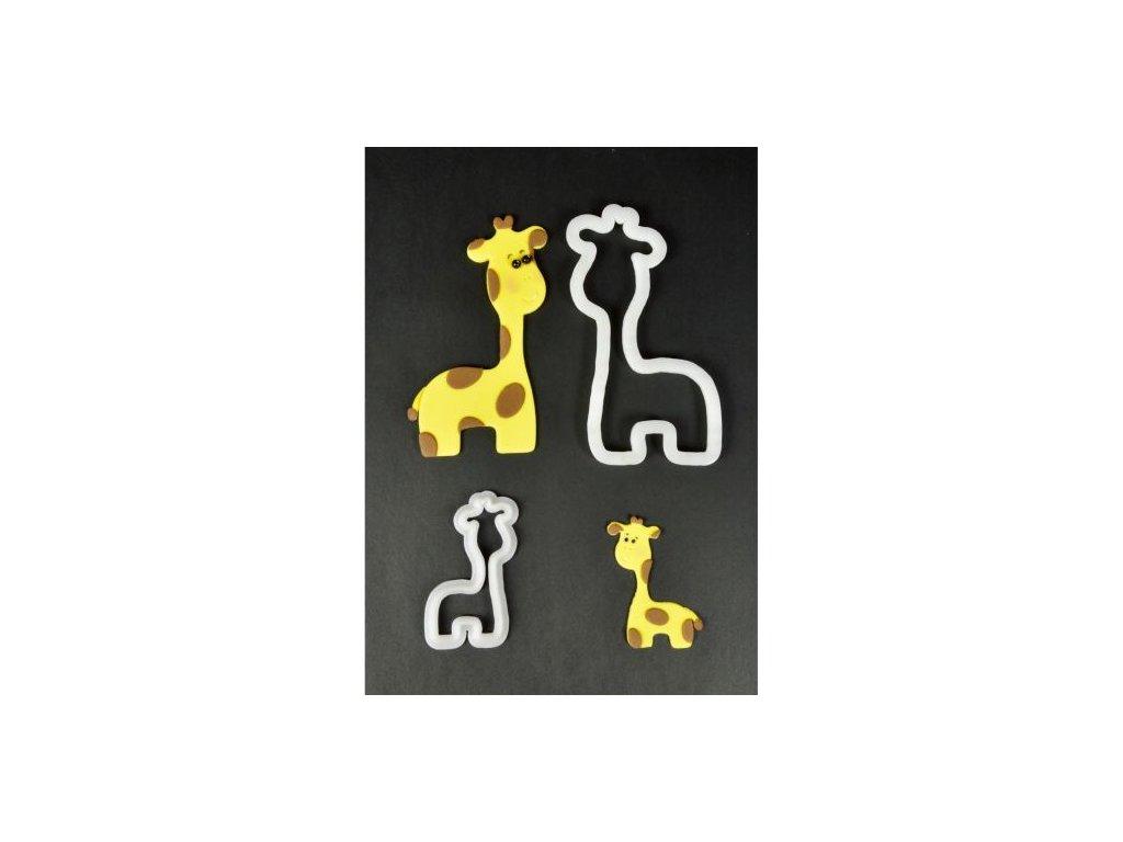 Vykrajovátko FMM - Žirafa (2 ks)