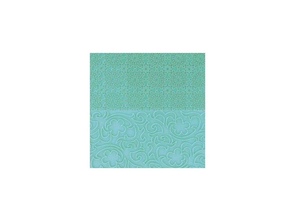 Impression Mats - Otiskovací podložky 3 - stará krajka