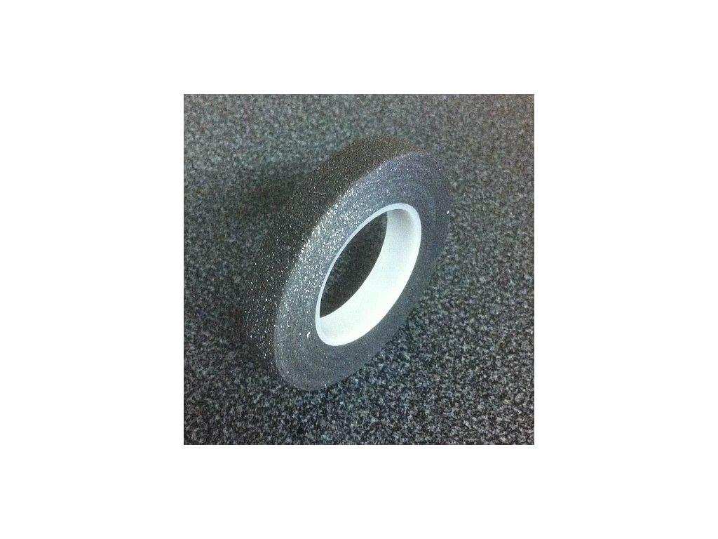 Floristická páska PME - třpytivě černá
