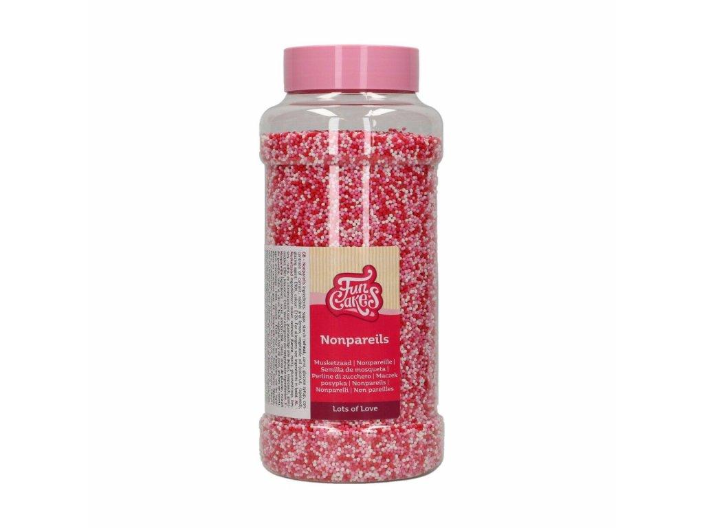 Perličky Fun Cakes - Love (800 g)