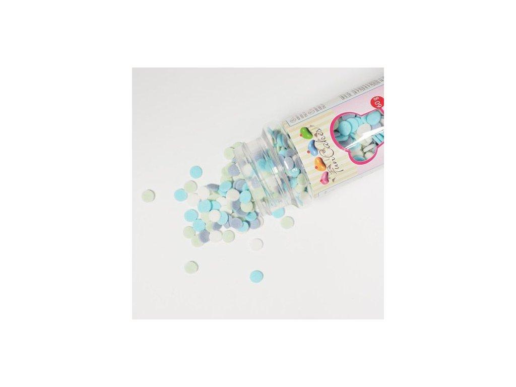 Sypání Fun Cakes - jarní confetti