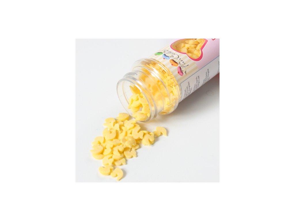 Sypání Fun Cakes - žluté kačenky