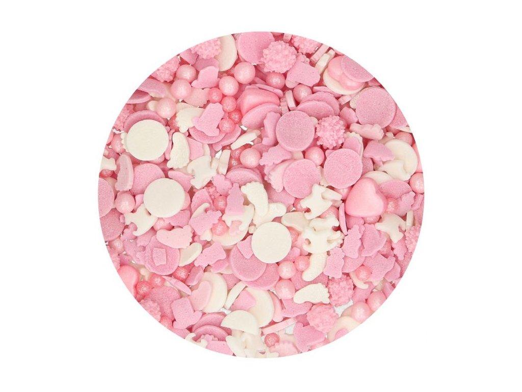 Sypání Fun Cakes - Baby Girl 180 g