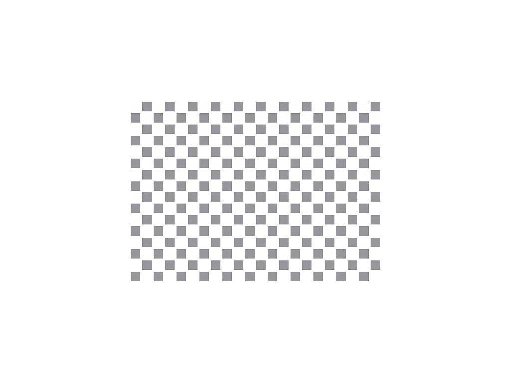 Prosypávací šablona - šachovnice