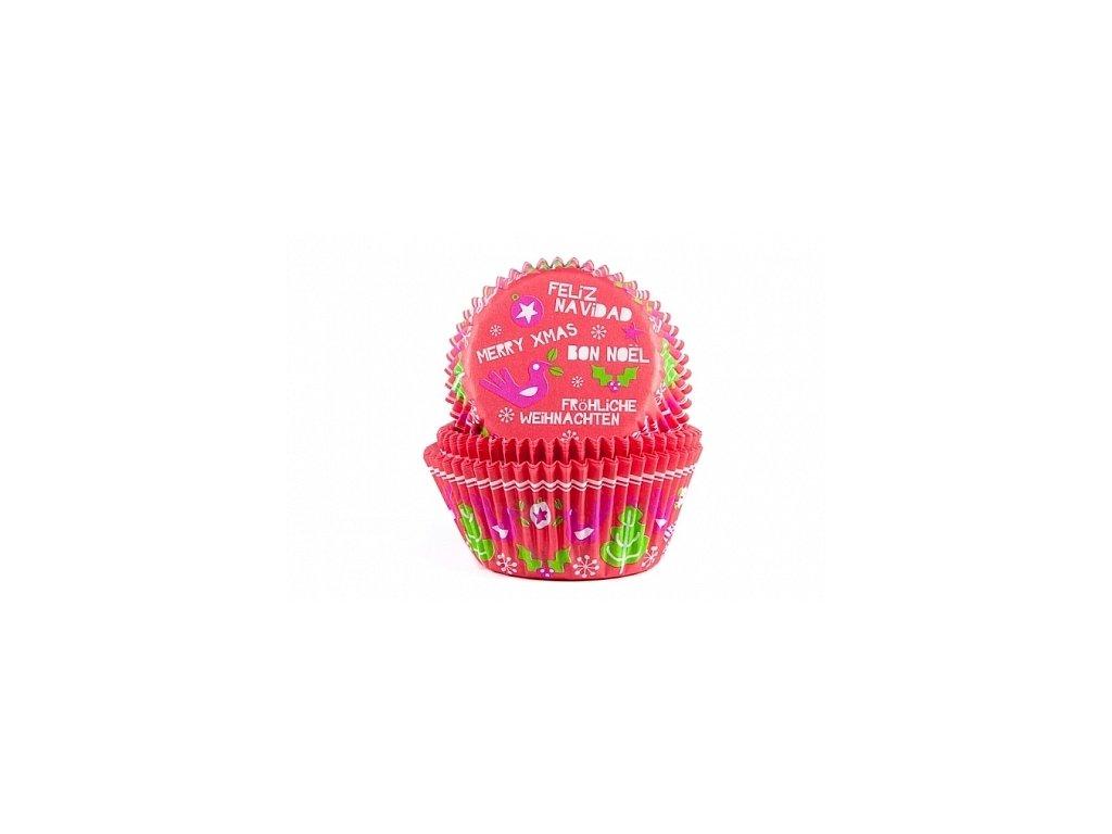 Košíčky Fun Cakes - xmas