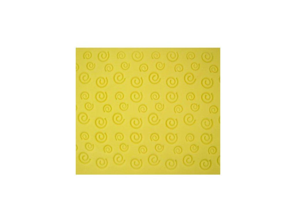Impression Mat - Swirl