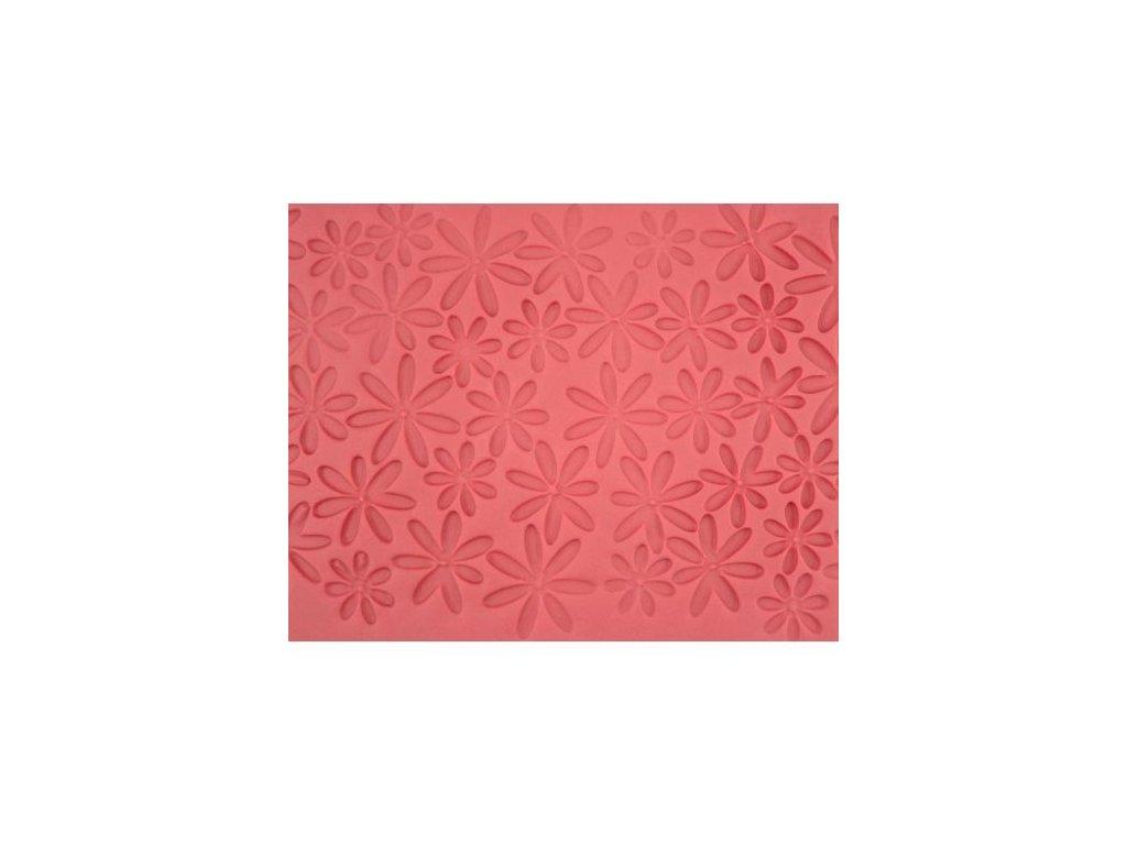 Impression Mat - Floral Design