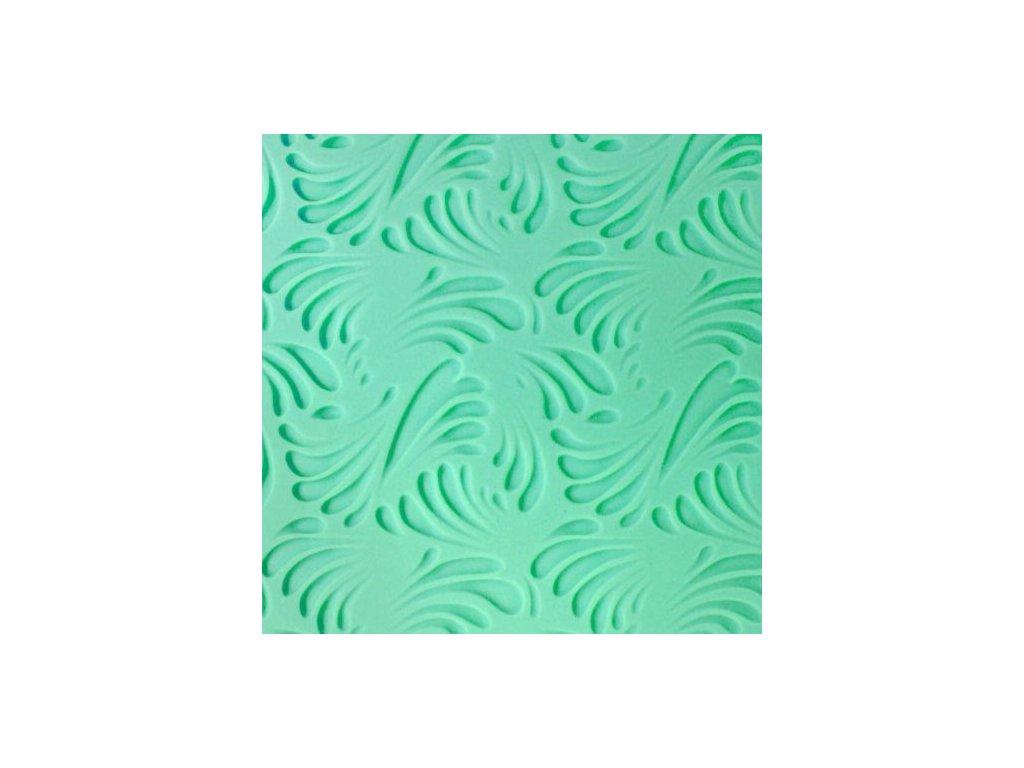 Impression Mat - Elegant Wave